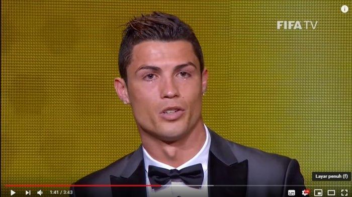 Pesan Solidaritas Cristiano Ronaldo Terkait Corona, CR7: Saya Berbicara Bukan Sebagai Pesepak Bola