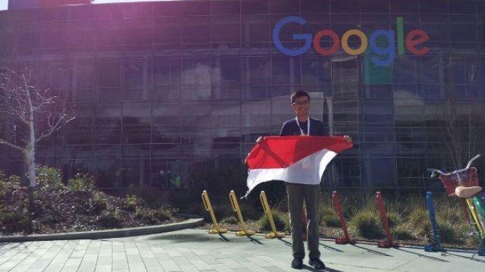 Ditolak Berulang Kali di Negeri Sendiri, Pelajar Asal Jogja ini Diundang Google