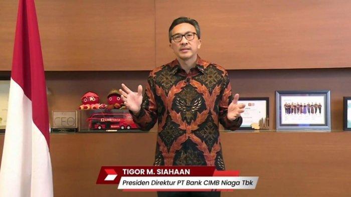 Forum Indonesia Bangkit CIMB Niaga: Sektor Kesehatan Kunci Percepatan Pemulihan Ekonomi Nasional
