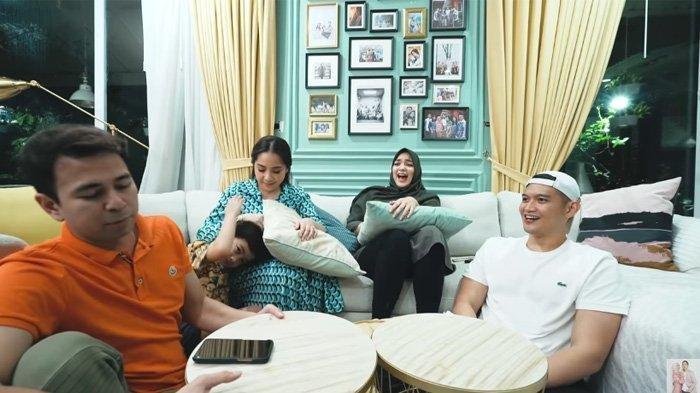 Raffi Ahmad Ungkap Rahasia Rumah Tangganya Tetap Awet, Rezky Adhitya dan Citra Kirana Malah Ketawa