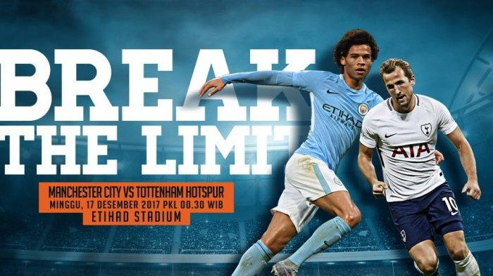 Preview Manchester City Vs Tottenham Hotspur: Ajang Balas Dendam City