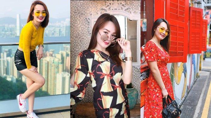 Wanita Cantik Claudia Patricia Ningsih Togas, Bersyukur Tomohon Tak Lagi Zona Merah Covid-19