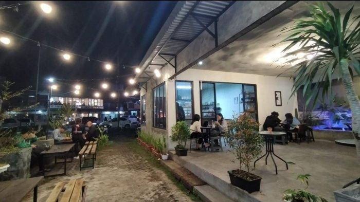Asyiknya Nongkrong di Seruput Coffee Company Tomohon, Tempat Favorit Para Anak Muda