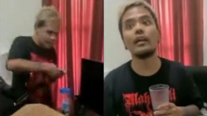 Komika Coki Pardede Ditangkap Dugaan Kasus Narkoba, Barang Bukti Sabu Ditemukan Polisi
