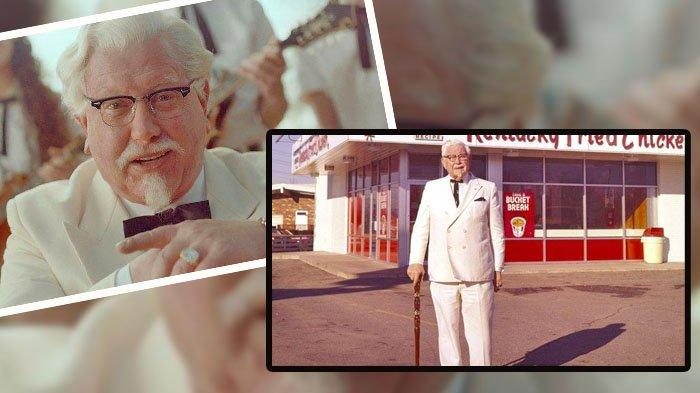 Kisah Di Balik Sukesnya Kolonel Sanders Penemu Resep Kfc Yang Sukses Di Usia Senja