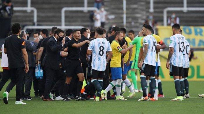 Lionel Messi Kecam Avinsa yang Hentikan Laga Brasil Vs Argentina, CONMEBOL Belum Keluarkan Jadwal