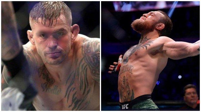 Jadwal Siarang Langsung Dustin Poirier vs Conor McGregor, UFC 257, Live Fox Sports Pukul 12.00 WIB