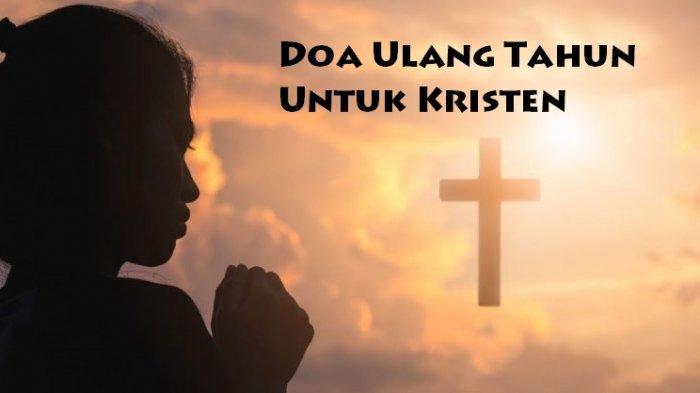 Contoh Doa Kristen untuk Ulang Tahun Diri Sendiri, Berterimakasih atas Segala Penyertaan Tuhan Yesus