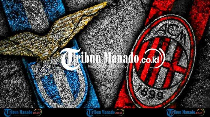 LINK Live Streaming Lazio vs AC Milan, Laga Lanjutan Liga Italia, Akses di Sini
