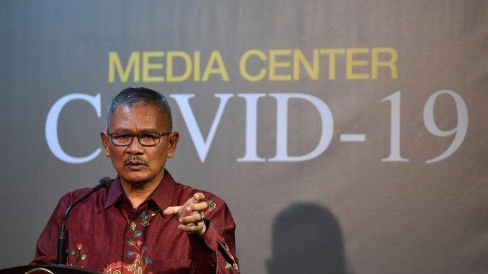DATA Terkini Korban Covid 19 di Indonesia, Jumlah Terbaru Kasus Corona, Update Senin (6/4/2020)