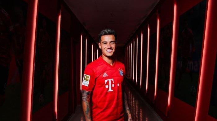 Transfer Coutinho ke Bayern Muenchen Buat Liverpool Rugi Rp 400 Miliar