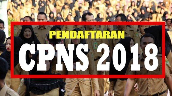 Bingung Daftar CPNS 2018, Tonton Video Tutorial Pendaftaran di Laman SSCN.BKN.GO.ID