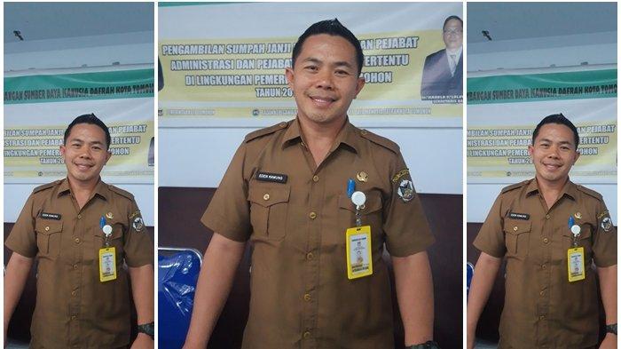 CPNS Kota Tomohon, Kawung:Pendaftar Mencapai 480 Peserta