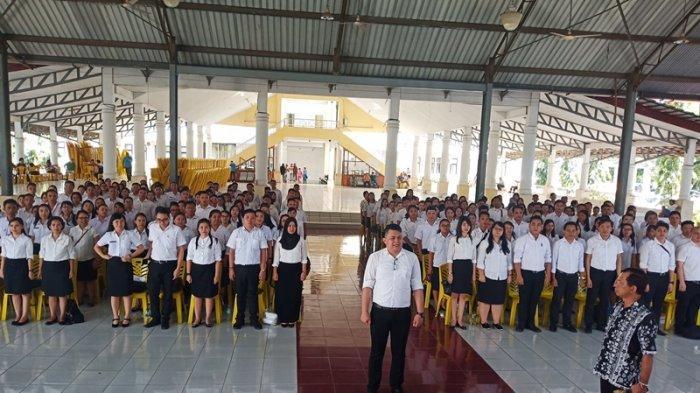 Baru Ada 99 Pendaftar CPNS di Minahasa Selatan