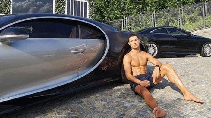 Cristiano Ronaldo Punya Mobil Baru, Harganya Fantastis, Jika Diuangkan Bisa Beli Pulau Loh