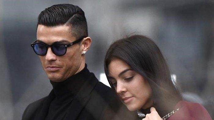 Cristiano Ronaldo Menikah Diam-diam dengan Georgina Rodriguez di Maroko