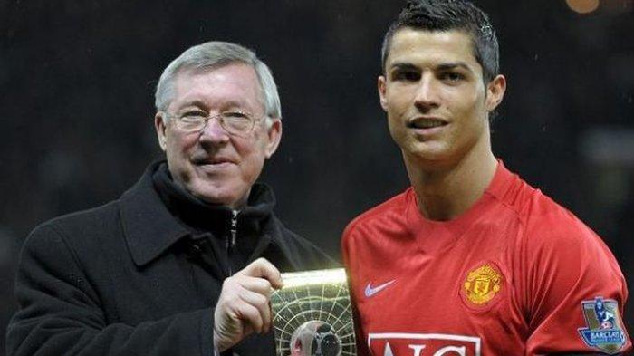 Sir Alex Ferguson Buka Suara, Disebut Pernah Tawarkan Ronaldo ke Barcelona, Tapi CR7 Menolak