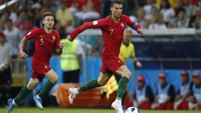 Jadwal Kualifikasi Piala Dunia Zona Eropa Malam Ini, Portugal Vs Azerbaijan, Perancis Vs Ukraina