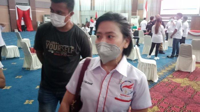 Cristy Masengi, Legislator Muda yang Kini Jabat Ketua ESI Manado, Targetkan Cetak Atlet Profesional