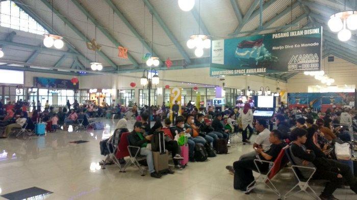 Cuaca Buruk, 8 Penerbangan ke Manado Dialihkan ke Ambon, Gorontalo, Makassar dan Ternate