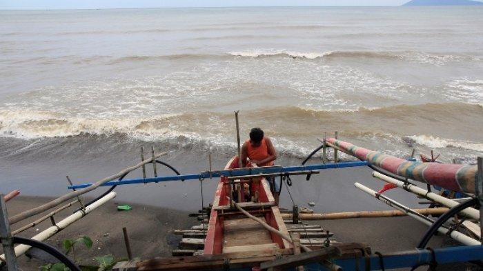 Nelayan Manado Masih Enggan Melaut
