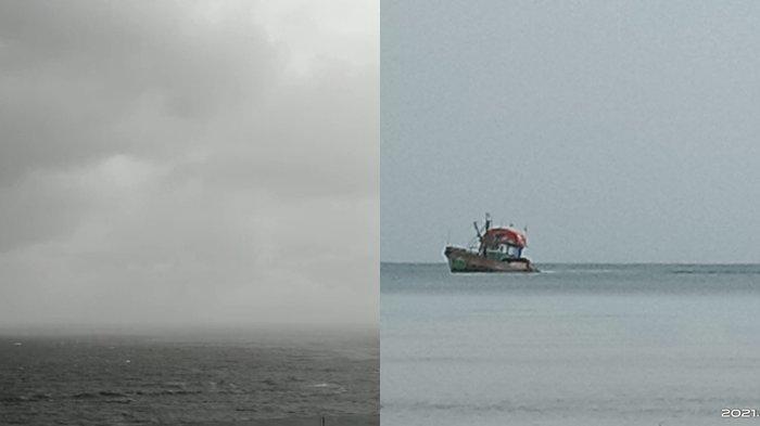Angin Kencang Disertai Petir Landa kabupaten Kepulauan Talaud