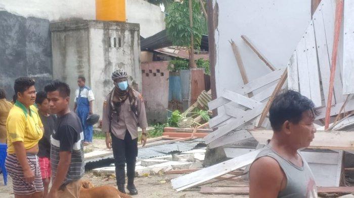 Cuaca ekstrem melanda Kabupaten Kepulauan Talaud