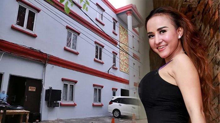 Cynthiara Alona digerebek di Hotel. Jadi tersangka prostitusi online.