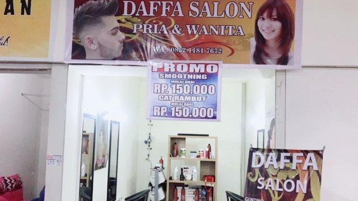 Daffa Salon Tawarkan Perawatan Menarik di itCenter