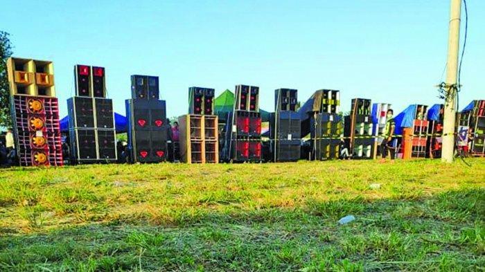 Daftar 10 Besar Sound Terkencang MSPC Battle Sound System