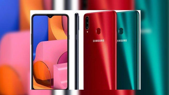 Update Terbaru - Harga HP Samsung Bulan Januari 2020, Mulai dari Galaxy M30s hingga Galaxy A30s