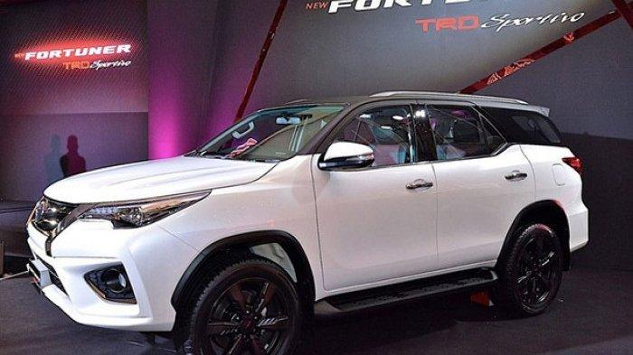 Update Daftar Harga Mobil Toyota Terbaru Bulan Desember 2019 Mulai Dari Agya Hingga Alphard Halaman All Tribun Manado