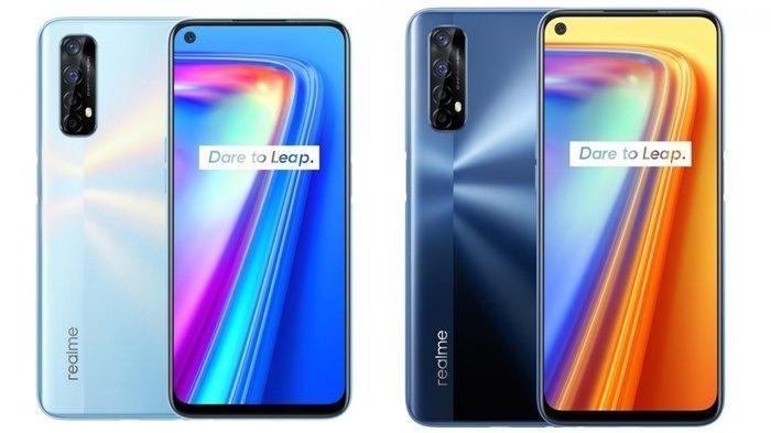 TERBARU, Daftar Harga Ponsel Realme Awal Bulan Oktober 2020, Lengkap dengan Spesifikasi Realme 7