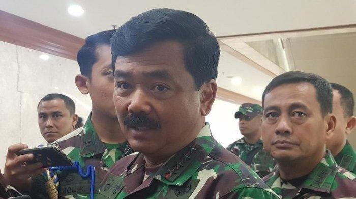 Daftar Jenderal yang Dimutasi Panglima TNI Hadi Tjahjanto