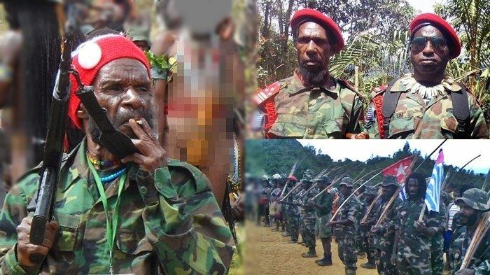 Nama-nama KKB di Papua, Diungkap Polisi Ada 6 Yang Aktif, Beberapa Kelompok Sudah Tidak Aktif