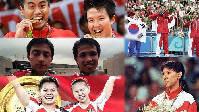 Daftar Perolehan Medali Emas Indonesia Sepanjang Gelaran Olimpiade