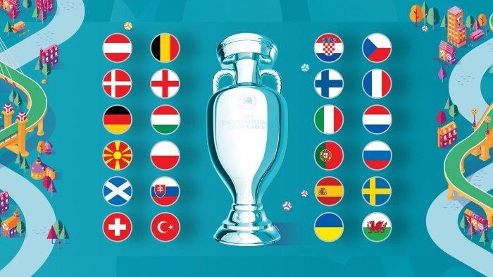 Daftar Skuad Tim-tim di EURO 2021, Lengkap dengan Jadwal Pertandingan dan Live Streaming