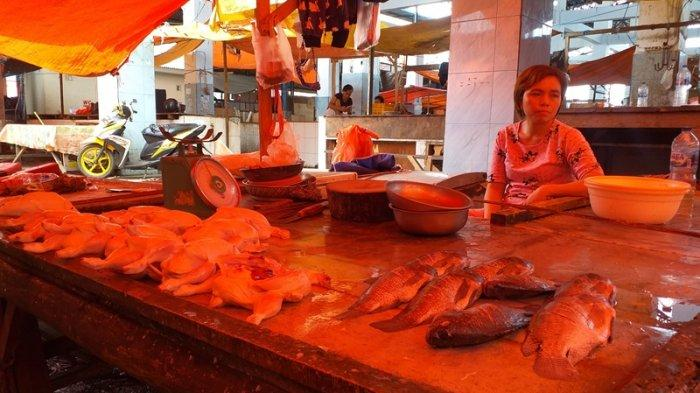Harga Daging Ayam di Manado Stabil, Ikan Mujair Alami Kenaikan