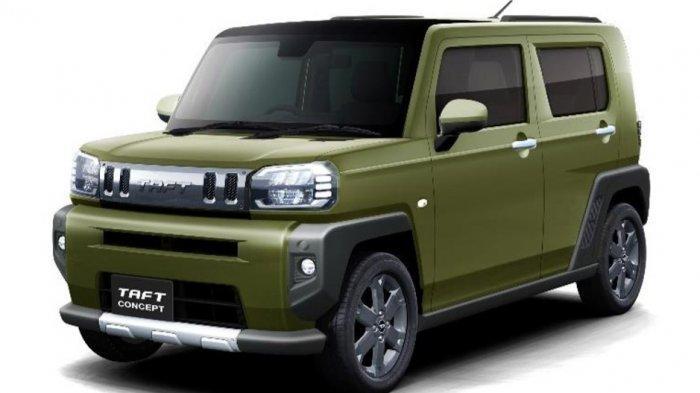 Daihatsu Pamerkan TAFT, World Premiere Mini Crossover Concept di Tokyo Auto Salon 2020