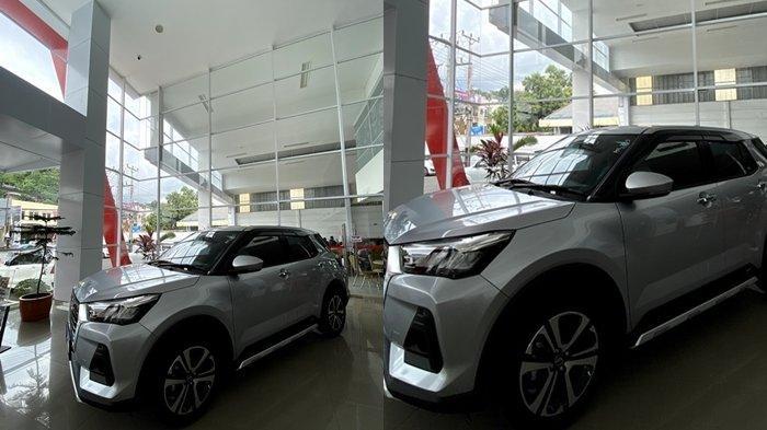 Daihatsu Rocky yang bakal diperkenalkan untuk publik Sulut pekan depan.