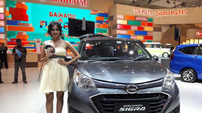 Daftar Harga Terbaru Mobil Daihatsu Sigra Bulan Maret 2020 Termurah Rp 117 5 Juta Halaman 3 Tribun Manado
