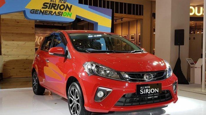 Tampil Stylish dan Sporty, Daihatsu Sirion Raih Penghargaan City Car Terbaik Pilihan Anak Muda
