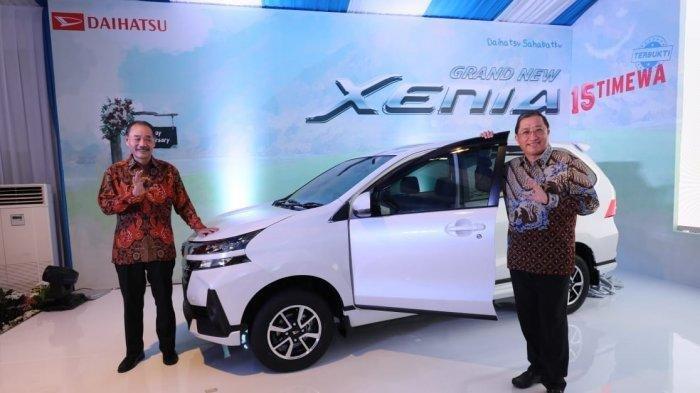 Daihatsu Raih Peringkat II Ritel Otomotif 10 Tahun Berturut-turut