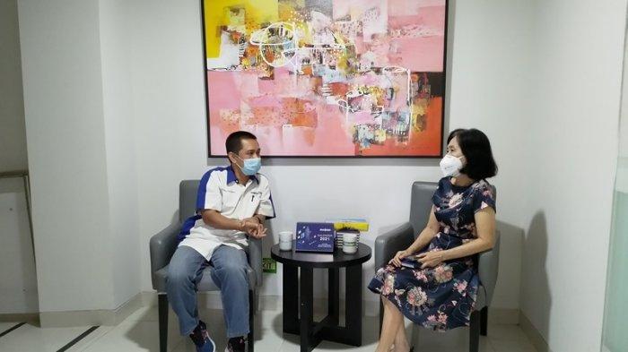 Wawancara Khusus Tribun Manado dengan Tajuk Sang Tokoh Bersama Direktur RS Siloam Paal Dua Manado