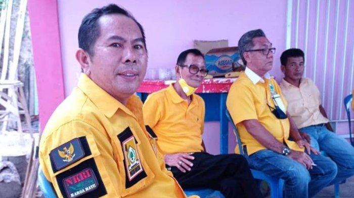 Ketua DPD Golkar Minahasa Sampaikan Ucapan Selamat Kepada Seluruh Wartawan Dalam Memperingati HPN