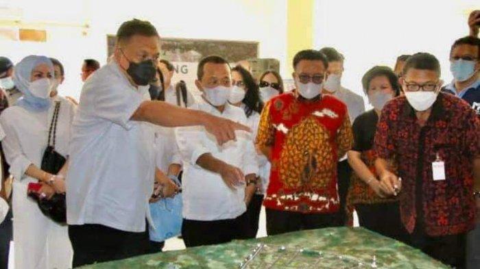 Gubernur Sulut Olly Dondokambey Berhasil Bawa Dana PEN hingga Triliunan Rupiah