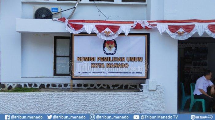 Ini Jumlah LADK Paslon Wali Kota dan Wakil Wali Kota Manado Pilkada 2020