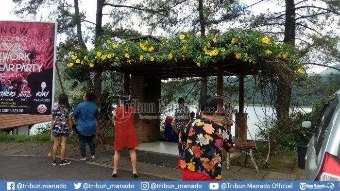 Danau Linow, Rekomendasi Tempat Bersantai Akhir Pekan