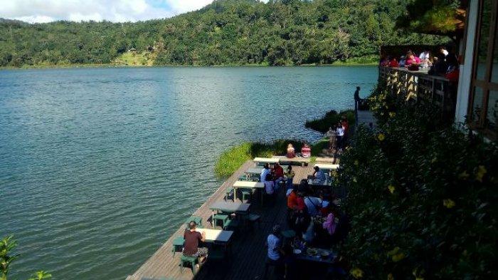 Masuk Danau Linow Dua Kali Bayar Karcis Masuk, Wisatawan Protes!