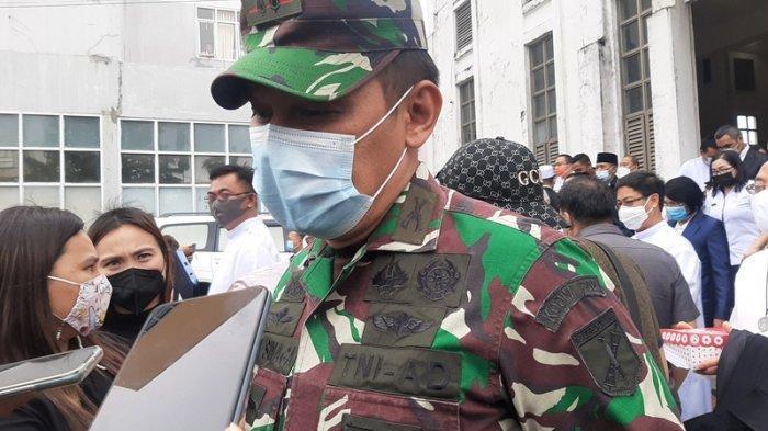 Dandim Minahasa Pastikan TNI All Out Jaga Ibadah Jumat Agung dan Paskah